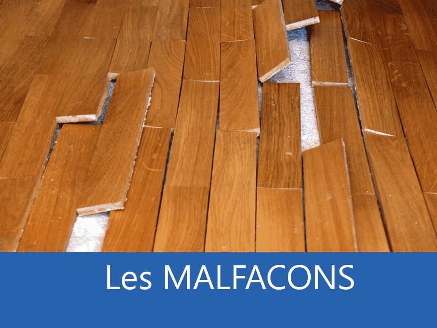 Malfaçons chantier 50, chantier mal fait 50, malfaçons entreprises bâtiment Cherbourg, malfçon fin de chantier La Manche,